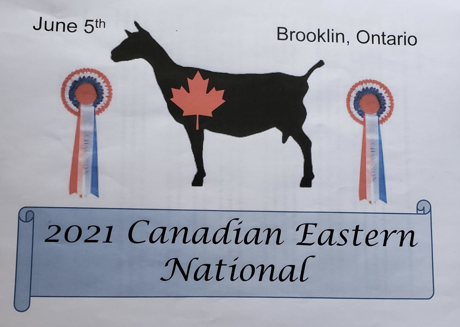 2021 CGS EAST NATIONAL SHOW LOCATION ANNOUNCED